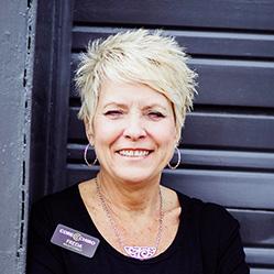 Chiropractic Louisville KY Front Desk Receptionist Freda Combs