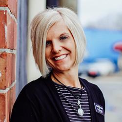 Chiropractic Louisville KY Front Desk Receptionist Stephanie Kuerzi