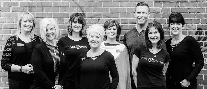 Chiropractor Louisville KY Dr. James Harding and Team